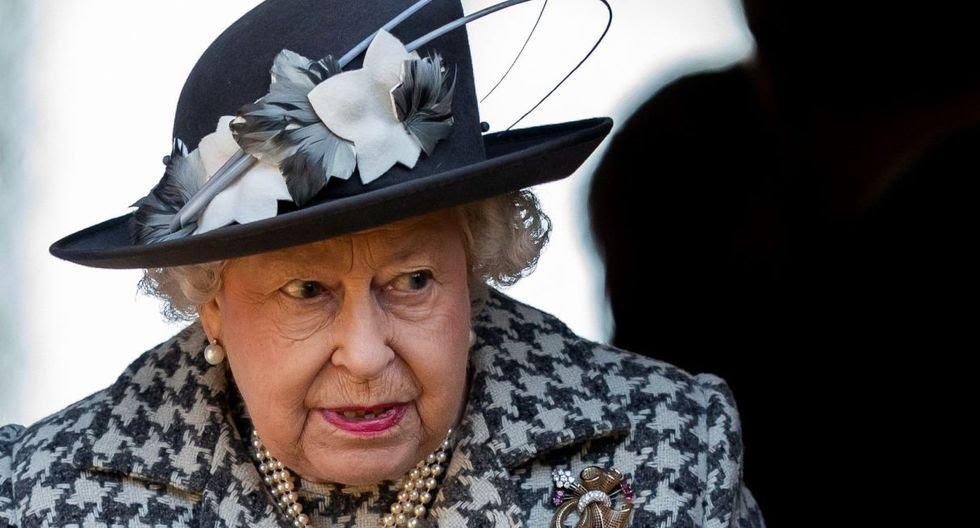 Descartan que la reina Isabel de Inglaterra esté con coronavirus. (EFE).